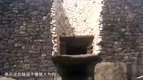 欧洲有上千条地下隧道,正常人无法通过,是矮人挖的?