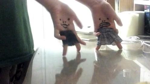 手指舞姐妹花-GFRIEND - ROUGH