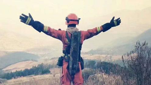 20岁英雄张成朋:梦想就是去当兵
