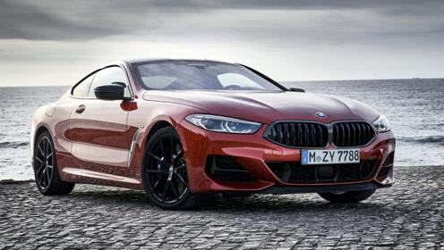 颜值在线 搭载V8 4.4T发动机 宝马8系新车亮点简评