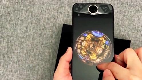 手机开箱简单测评,上手的那一刻雷到了,看起来很高级的样子!