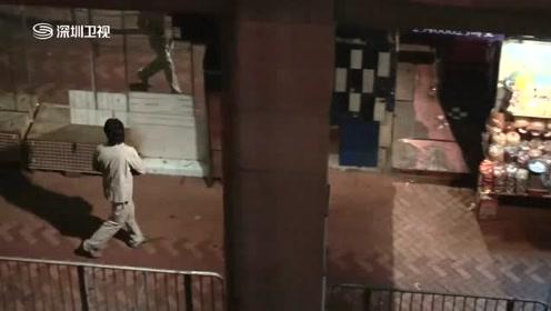 小伙回家一走到楼梯道,竟发现自己家成了按摩店