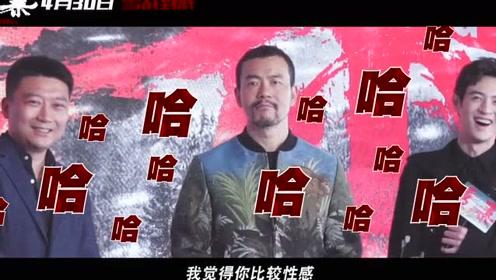 张震主演《雪暴》口碑特辑