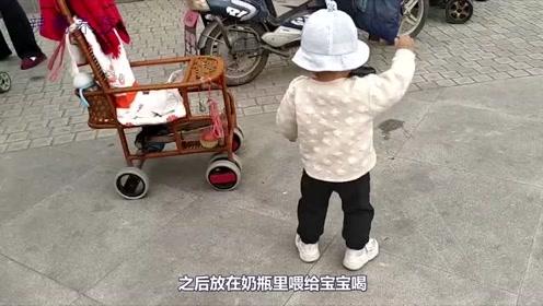 婴幼儿的第一顿辅食很重要,应注意以下四个方面,给宝宝顺利添辅食