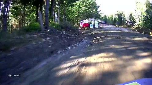 你能反应过来?第一人称视角体验WRC赛车