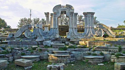 圆明园启动10万碎瓷片文物修复,那些破碎的历史还能重生吗?