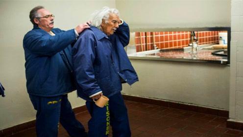 """被判""""终生监禁""""的犯人,最后再监狱老了谁照顾?答案太现实了"""