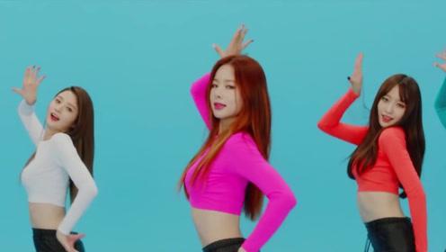 韩国热舞《上下》,看后完全没有抵抗力,太美了!