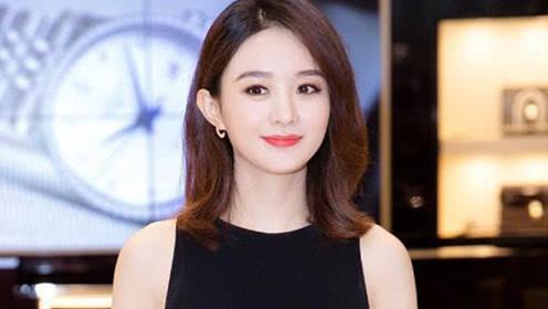 赵丽颖产后复出却与主角无缘 新片给她当配角?