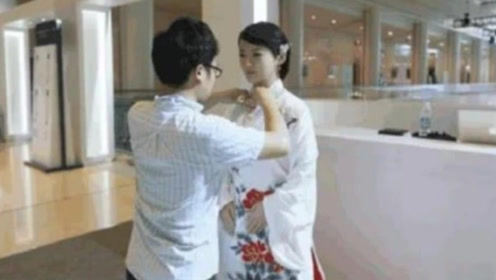 日本机器人去掉衣服后,还有另一副模样?这结构委实有点生猛!