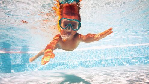 夏季玩水一时爽,注意安全一直爽