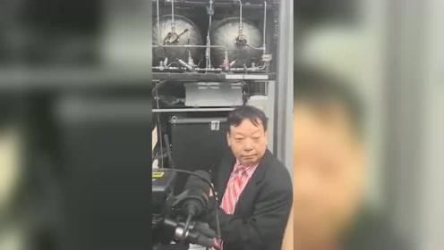"""庞青年现身回应质疑 公开讲解""""水氢汽车""""原理"""