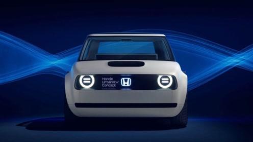 小巧精密的科技感!本田开放Honda E预订,年底就可交付