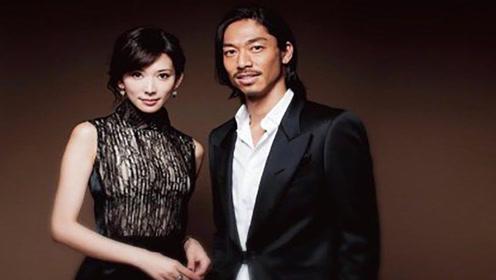 祝福!林志玲与日本男子组合成员结婚:我真的很幸运