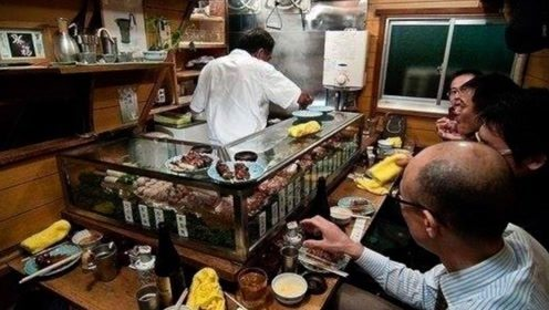 日本最奇葩居酒屋 菜品价格由点餐态度决定
