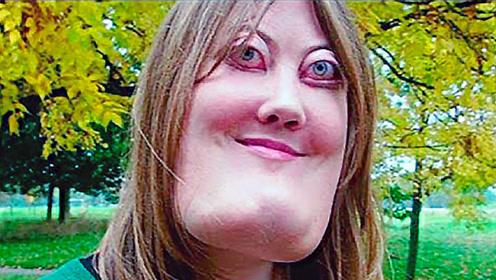 6个看完让人痛心的女人,第6个女人不幸长了大胡子?