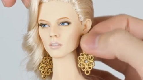 """世界上最贵的洋娃娃,号称是""""土豪们的玩具"""",究竟贵在哪里?"""
