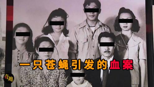 韩国著名的谋杀案,凶手因为一只苍蝇而惊醒,一气之下连杀57人