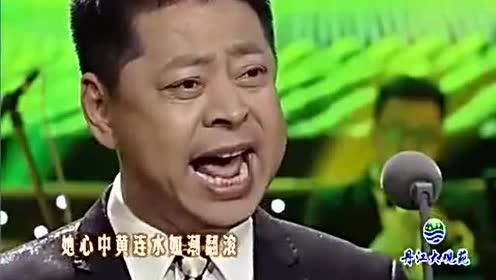 梨园春:孟祥礼上演豫剧《黑娃还妻》,唱腔老练,不愧是名家图片