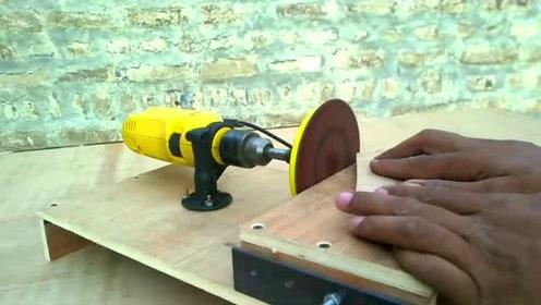 这个工具改造的很不错,工作效率一下提高了许多倍!
