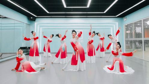 唯美中国舞配上纯音乐,让人心神宁静!
