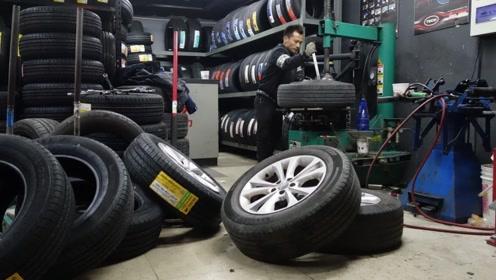 非洲大量购买中国废弃轮胎,要干什么?原因让人无奈