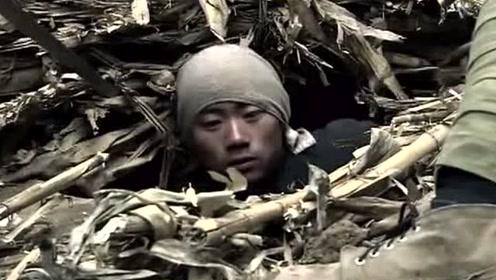 地道战:小伙被逼找八路和粮食,找不到自己老娘就得遭毒手