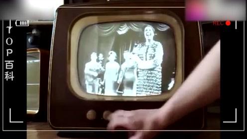 40年前的一台旧电视,至今能够正常观看,做工真不错