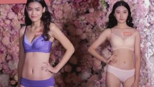 亚洲精彩内衣秀,模特美丽性感,完美曲线一展风采