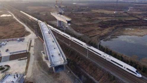 """国家在修一条高铁""""大动脉"""", 设有30个站, 有你的家乡吗?"""