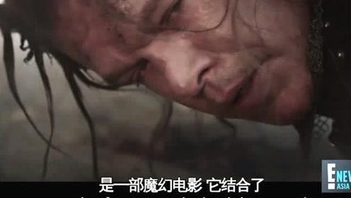 怪兽魔幻历史片《长城》:用震撼的视觉效果,展示中国文化的传承