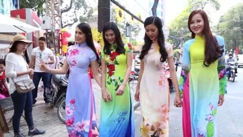 越南美女评价各国游客,日本人有素质韩国人没素质,中国人就两字