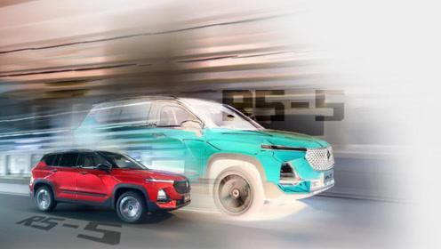 车联网和智能驾驶?秀一下我的新车——新宝骏RS-5
