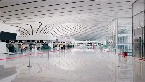 """科技三分钟:大兴国际机场如期竣工,""""钢铁凤凰"""" 即将展翅"""