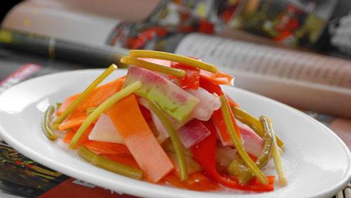 倍儿健康:教你做泡菜的几个小技巧 这样做出的泡菜太爽口了