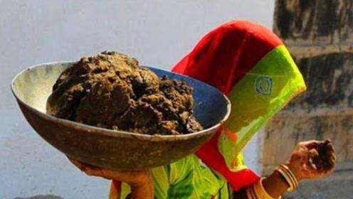 """印度最受欢迎的""""泼粪节""""!端一大盆直接盖头上,完事你还得笑"""
