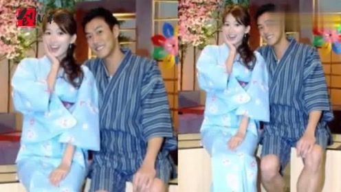 林志玲绯闻男友晒与她的浴衣照,不仅独处一室,还有亲密动作!