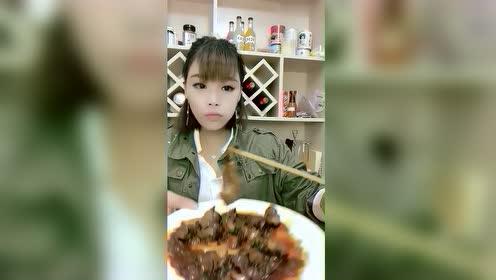 辣炒海螺肉,这是我见过海螺肉最香的做法了,我都看饿了!