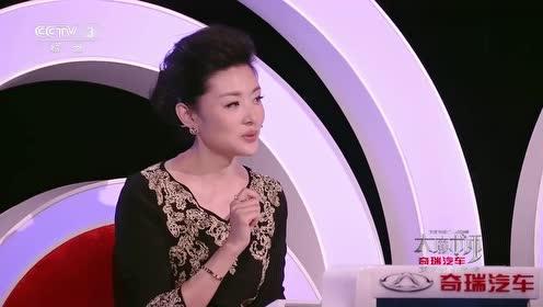 周涛看表演看的意犹未尽,傻傻分不清是节目吸引人还是帅哥亮眼!