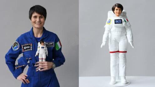 欧洲太空署推出宇航员芭比:鼓励女孩从事科学职业