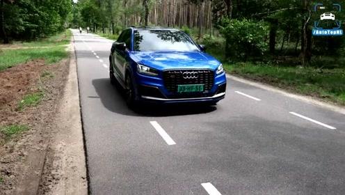 路试新款奥迪Q2,你觉得这台车动力怎么样?