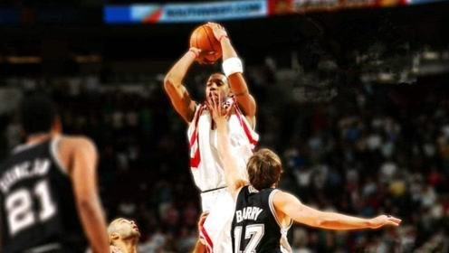 NBA热血得分时刻 麦迪惊世35秒13分全力詹2分钟轰16分