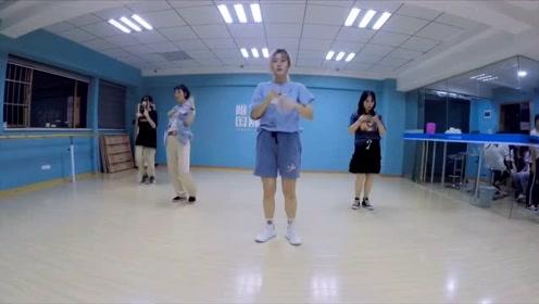 箫箫老师原创编舞 常规班舞蹈教学 EX