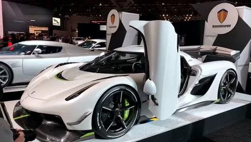 柯尼塞格全新车型亮相,单凭剪刀门的设计,布加迪已经输了!