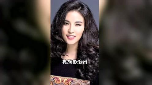 西藏走出去的美女明星,这几位非常漂亮,却鲜为人知