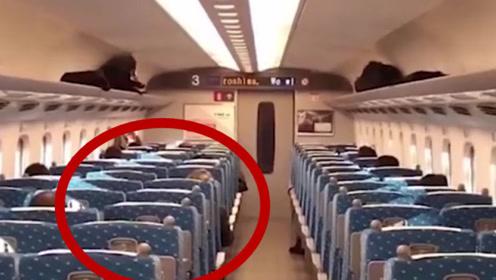 高铁的座位,为什么一边2个一边3个?这样会不平衡吗?