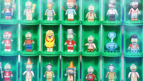 《猫扎特玩具》造型各异!僵尸大军正在集合!你准备好了吗?