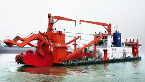 """中国研发出""""造海神器"""",亚洲第一,但禁止出售国外"""