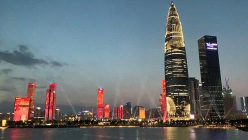今年的深圳,不愧是科技之城!在香港你感受到祖国的强大了吗?