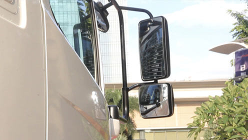 外摆镜缺点很多,为什么卡车司机还喜欢它?